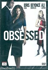 Obsessed (DVD, 2009) NEW SEALED (Nordic Packing)