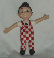 RARE Elias Brothers Skinny Slim Big Boy Rubber Doll 3 ½ Inches Cool N