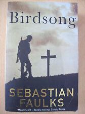 Birdsong by Sebastian Faulks Paperback