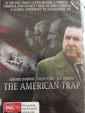 The American Trap (DVD, 2010) THRILLER [Region 4] Gerard Darmon - Free Post!