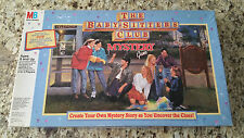 Vintage The Babysitters Club - Mystery Game - 1992 Milton Bradley - Never Used