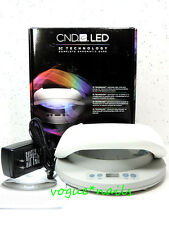 CND LED LIGHT Shellac LED Lamp Dryer 3C Tech 110V-240V Power for use US/AU/EU/UK