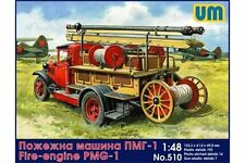 UNIMODELS 510 1/48 Fire-engine PMG-1