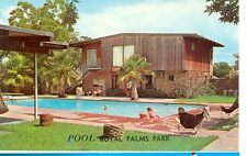 HOUSTON,TEXAS-ROYAL PALMS MOBILE HOME PARK-4922 GRIGGS RD-(HTX-BOX-308*)