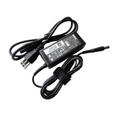 New Dell Inspiron 1440 1545 Genuine Notebook Ac Adapter Charger & Power Cord 65W