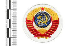 RUSSIAN EMBROIDERED SOVIET MILITARY,COSMONAUT & SPORT PATCH EMBLEM OF THE USSR#