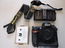 Fotocamera Reflex Digitale Nikon d3 12.1mp - Nero (Solo Corpo) - Basso uso