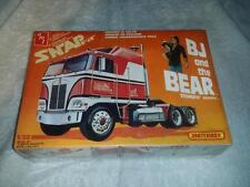 BJ And The Bear Kenworth 1980 AMT/Matchbox Model Snap Kit Factory Sealed HTF