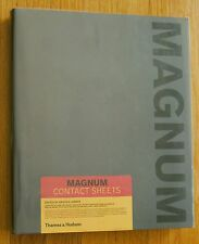 SIGNED BY 28 MAGNUM PHOTOGRAPHERS - CONTACT SHEETS - 2013 2ND EDITION - FINE