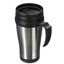 500ML Bouteille Tasse Voyage Bureau Tea Cup eau café inox Coupe Thermos Portable