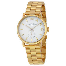 Marc by Marc Jacobs Gold-tone Ladies Watch MBM3243
