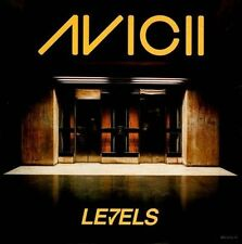 AVICII Levels Ep w SKRILLEX & CAZZETTE MIXES + INSTR. SEALED CD ETTA JAMES oop