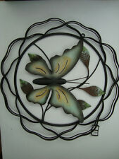 MARVELL'S CONTEMPORARY WALL ART - BLUE BUTTERFLY RING