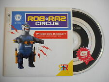 ROB 'N' RA2 CIRCUS : WHOSE DOG IS DEAD ? [ CD SINGLE ] ~ PORT GRATUIT