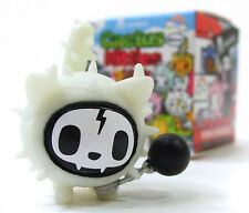 Tokidoki CACTUS KITTIES Mini Series JINX GLOW IN THE DARK CHASE Vinyl Figure
