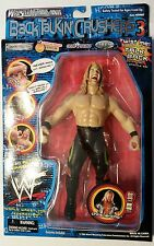 Chris Jericho Jakks Pacific WWF Backtalkin' Crushers 3 Figure Brand New MOC WWE