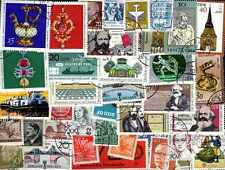 Allemagne - Germany 5000 timbres différents