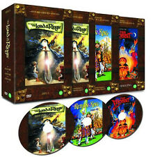 The Lord of the Rings - Animation / 3Disc Box set, 1966 / NEW