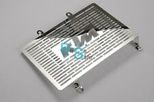 Chrome Stainless Steel RADIATOR GUARD COVER Protector For KTM 125 200 Duke O1