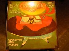 1 LP Schallplatte 33 U Vinyl - Erklingen zum Tanz die GEIGEN