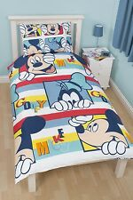 Disney Mickey Mouse Bettwäsche Play 135x200 Bettgarnitur Set neu