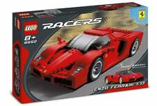 LEGO 8652 - Racers Enzo Ferrari 1:17 Scale Set 8652 - New In Box - Retired