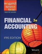 FINANCIAL ACCOUNTING - DONALD E. KIESO, ET AL. JERRY J. WEYGANDT (HARDCOVER) NEW