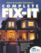 Home and Garden Television's Complete Fix-It