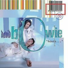 DAVID BOWIE - Hours PROMO CD [A91]