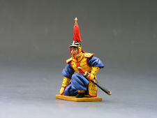 IC017M Kneeling Officer Reporting by King & Country
