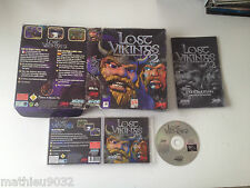 lost vikings 2 Norse by norsewest INTERPLAY PC Big Box carton Eurobox FR