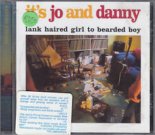IT'S JO AND DANNY - lank haired girl to bearded boy CD