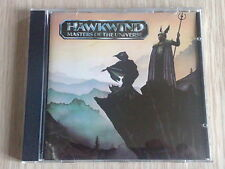 HAWKWIND - MASTERS OF THE UNIVERSE - CD COME NUOVO (MINT)