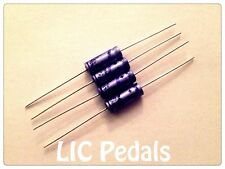 Phillips/BC Components Electrolytic Capacitors 4.7Uf63 Volt Audio Grade 2 pieces