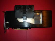 AMD Radeon Sapphire R9 290X 4GB GDDR5 GPU Graphics Video Card w/ Water Block