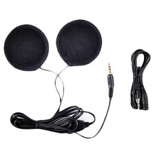 Motorbike Motorcycle Helmet Stereo Earphone/Headset Speakers MP3/4 IPOD 3.5mm
