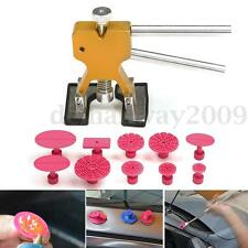 Car pdr Dent Lifter Glue Puller Pulling Tabs Paintless Hail Repair Removal Tools