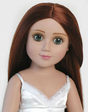 Erin from Carpatina, 18 inch Slim Red Hair Doll similar with BJD and Magic Attic