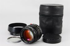 *Near MINT* Leica Summilux-M 50mm F1.4 Lens 2nd Generation Year.1993 #856