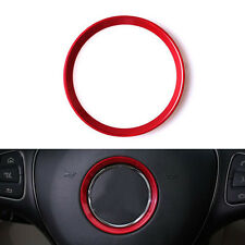 "Interior Decorative ID2"" Steering Wheel Cover Trim For Benz W220 S Class A Class"