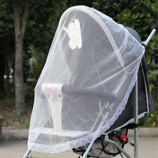 Infants Baby Stroller Pushchair Buggy Mosquito Insect Protector Net Safe Mesh GG