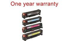 4pk non-OEM print Ink toner Cartridge for HP CM1015 MFP laser-jet color printer