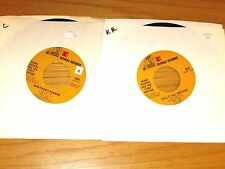 LOT of 4 70s ROCK 45 RPMs - KENNY ROGERS & FIRST EDITION - REPRISE LABEL