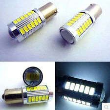 2x 1156 P21W Canbus No Error Car LED Light Reverse Backup Bulb Rear Lamp For BMW