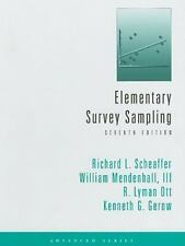 Elementary Survey Sampling