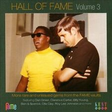 Hall of Fame, Vol. 3 by Various Artists (CD, Jan-2014, Kent)