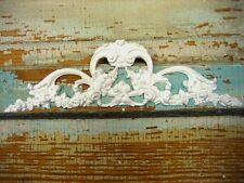 Shabby N Chic Rose Center *Cottage Furniture Appliques @ FREE SHIPPING