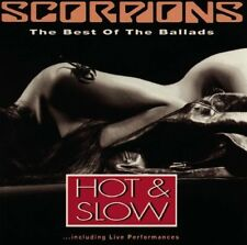Scorpions Hot & slow-The best of the ballads [CD]