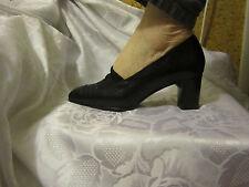 chaussure : escarpins femme de la marque OMBELLE de samson: pointure 36 1/2,noir