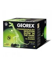 Geoworld Georex Tirannosauro Rex Skeleton Glow in the dark 1:8 CL101K